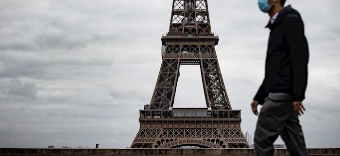 Las hospitalizaciones por covid en Francia rozan el pico de la primera ola